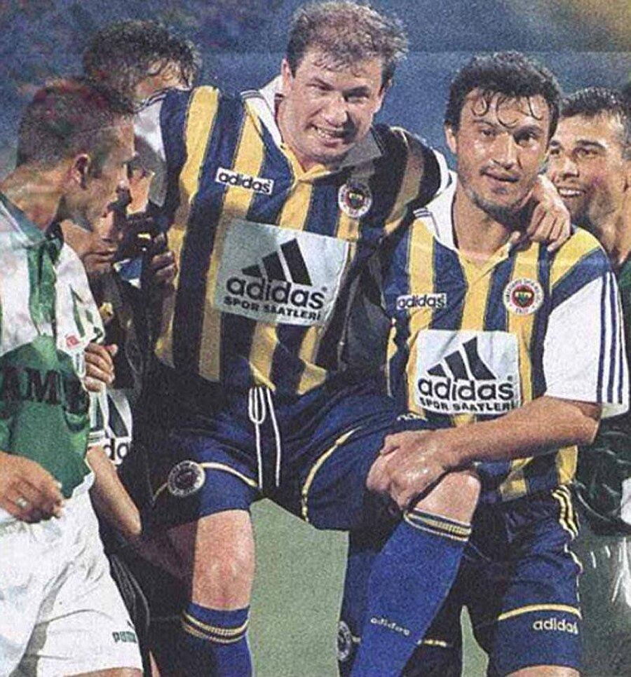 Tanju Çolak Tanju Çolak jübilesini Fenerbahçe forması altında 29 Temmuz 1998'de yaptı. Aynı zamanda bu maç son 20 yılda sarı-lacivertli kulüpte yapılan son jübile olma özelliği taşıyor.