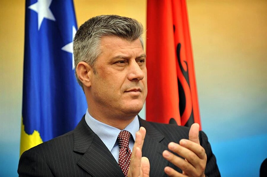 Kosova Cumhurbaşkanı Haşim Taçi