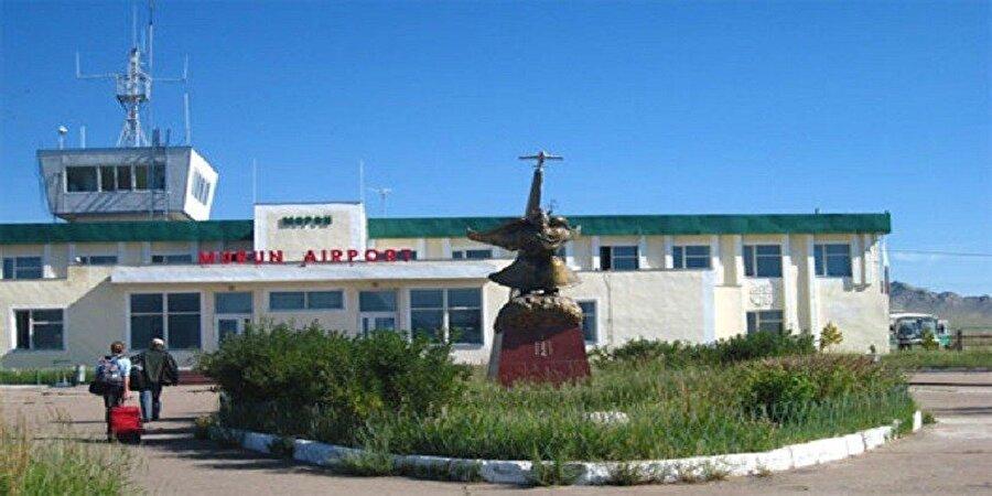 Mafia Airport, Tanzanya (Mafya)