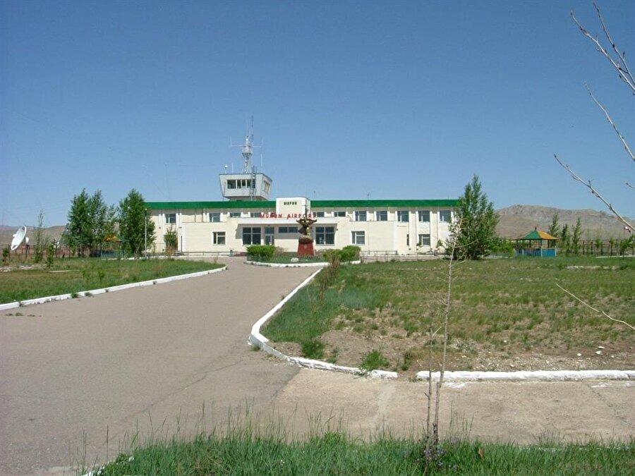 Moron Airport, Moğolistan (Moron)