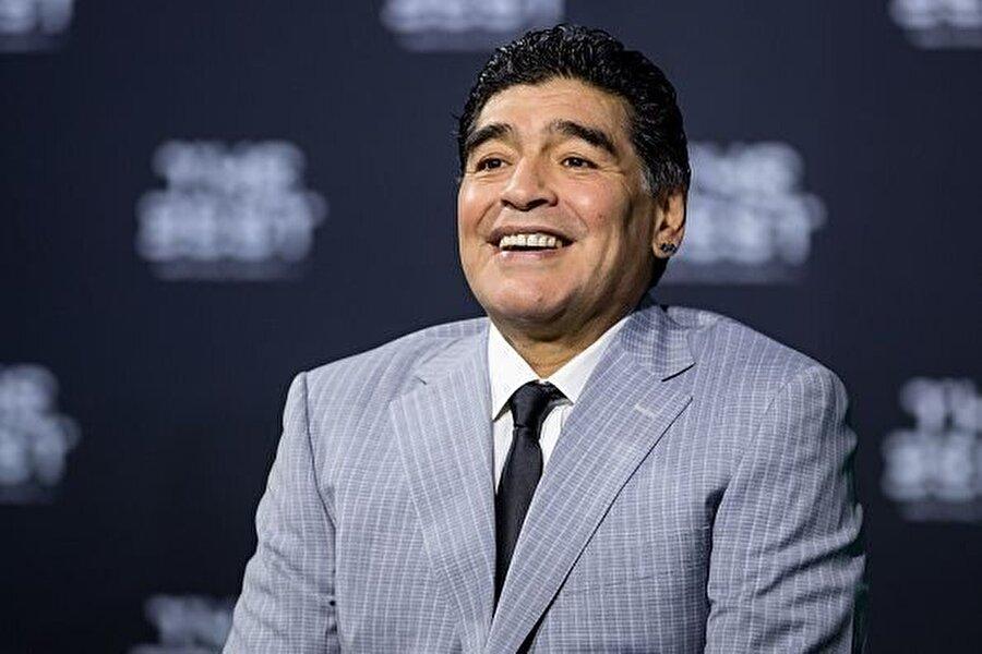 Maradona | Dinamo Brest Teknik Direktörü