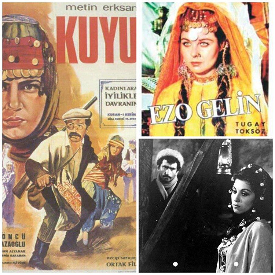 Adana Altın Koza                                      1969 yılında düzenlenen Adana Altın Koza, En  İyi Kadın Oyuncu ödülünü festivalden En İyi 2. Film ödülünü kazanan Ezo Gelin filminin başrol oyuncusu Fatma Girik'e verdi. Aynı festivalde En İyi Erkek Oyuncu ödülü Seyyit Han filmiyle Yılmaz Güney'in oldu. En İyi Film ise Metin Erksan'ın Kuyu adlı yapımı oldu.
