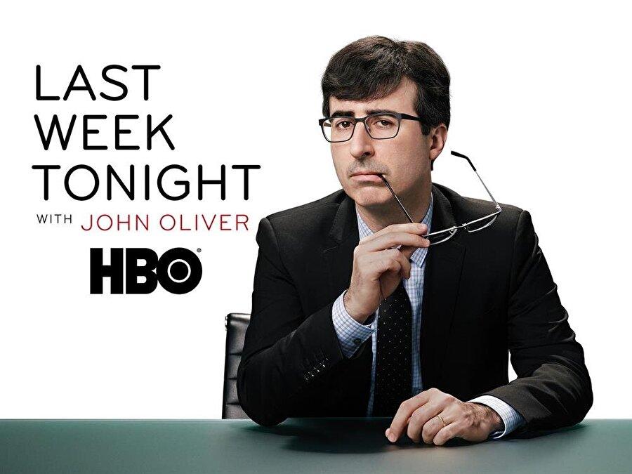 'En İyi Talk Show'                                       'En İyi Talk Show' ödülü, Last Week Tonight programı ile John Oliver'ın oldu.
