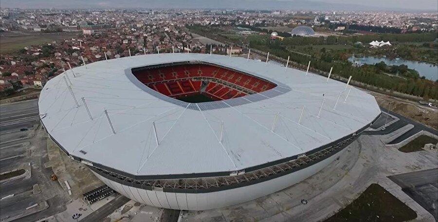 Yeni Eskişehir Stadı                                                                           Kapasite: 32.204Oynanması planlanan maç sayısı: 4