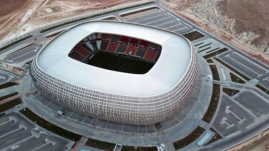 Gaziantep Stadı                                                                           Kapasite: 33.884Oynanması planlanan maç sayısı: 3