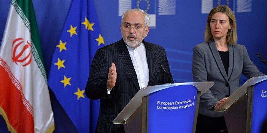 İran ile yeni ticaret yolları aranıyor İran Dışişleri Bakanı Muhammed Cevad Zarif, Avrupa'nın 7 merkez bankasının İran ile özel mali kanal oluşturulması ve bunun daha sonra kurumsal bir yapıya dönüştürülmesini kabul ettiğini söyledi. Zarif, İran ile genel ticareti kolaylaştırmak için özel ödeme kanallarını da içeren mekanizmayla ilgili yaptığı açıklamada, Avrupa'daki 7 merkez bankasının bunu kabul ettiğini belirtti.