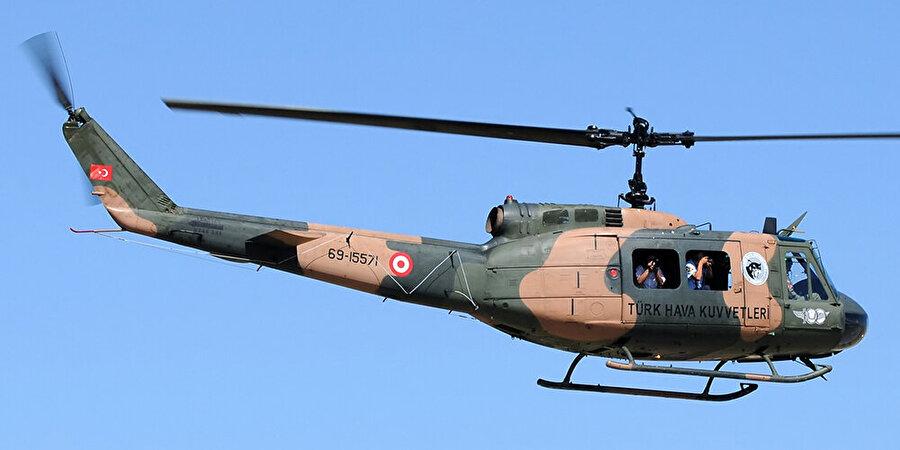 Agusta-Bell AB-205 MM80547 Esercito                                                                                                                901nci Hava Aracı Ana Depo ve Fabrika Komutanlığı, 1984-1992 yılları arasında 60 adet UH-1H Iroquois helikopterinin üretimini Bell Helicopter lisansıyla gerçekleştirmiştir.
