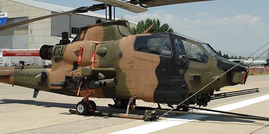 AH-1P/S Cobra                                                                                                                1995 yılı ve devamında 30 adet AH-1P/S Cobra helikopteri 901. HAADFK tarafından modernize edilerek Jandarmaya verilmiştir.