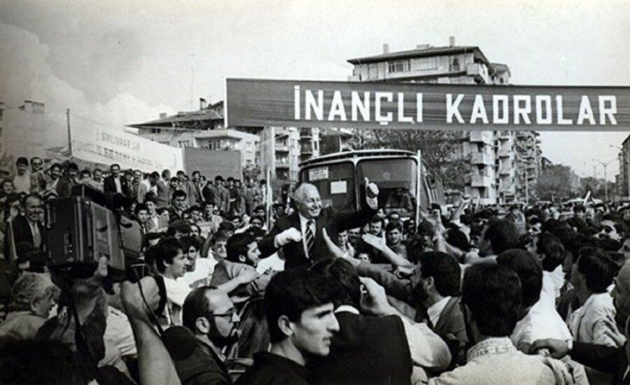 Necmettin Erbakan girişimci ruhu ile Türkiye'nin tarihine damga vuran liderlerden birisi olmuştur.