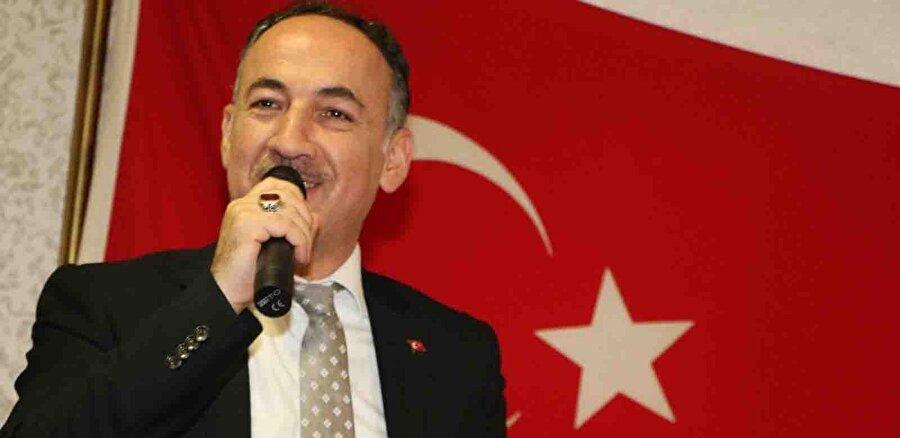 Kırıkkale Belediye Başkanı                                       Mehmet Saygılı