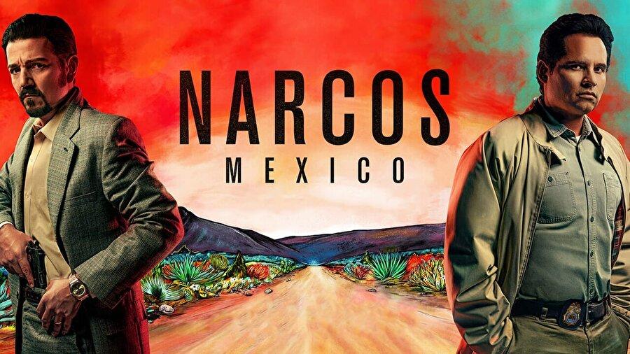 Dizinin 4. sezonu olarak görünse de Narcos bitti. Narcos Mexico yeni bir hikaye, yapım.
