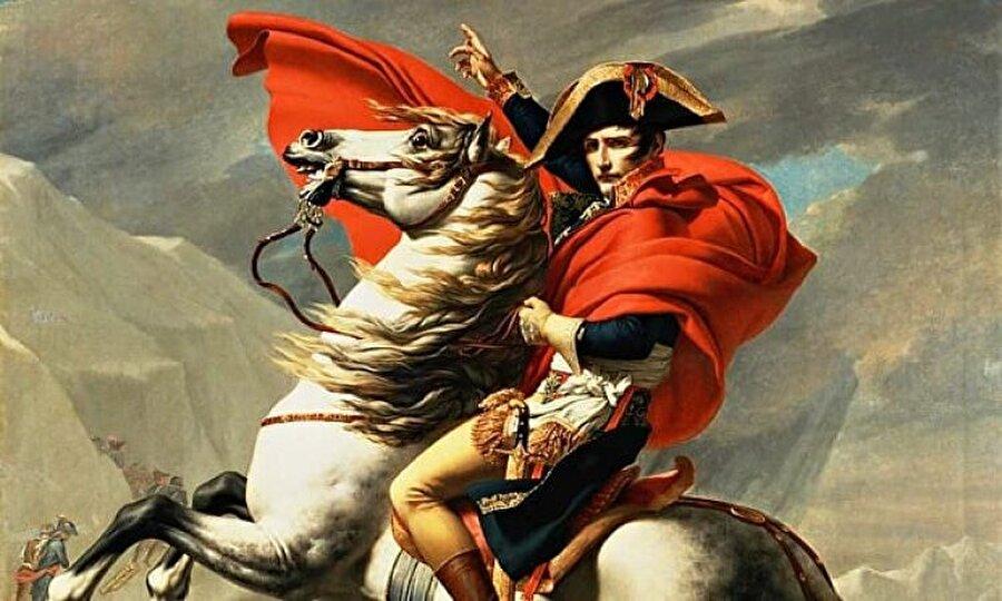 """6. Napolyon Rusya'da ordusunun büyük bir bölümünü kaybetmeseydi?                                      Sonuç: Güney Amerika'da devrim gerçekleşirdi.İlk alternatif tarih yayınlarından birisi olan """"Napolyon ve Dünyanın Fethi""""ne göre, Napolyon ordusunun büyük bir bölümünü Moskova'da kaybetmeseydi Waterloo Savaşı'nı kazanırdı. Bunun sonucunda ise Napolyon, imparatorluğunun sınırlarını genişletmeye olan isteğini kaybederdi. (Çünkü kişisel serveti azalmaya başlardı.) İngiltere, ekonomik olarak büyük sıkıntılar çeker ve birçok insan açlıktan ölürdü. Şair Gordon Byron idam edilirdi ve bu da Güney Amerika'da bir isyan ve devrime sebep olurdu."""