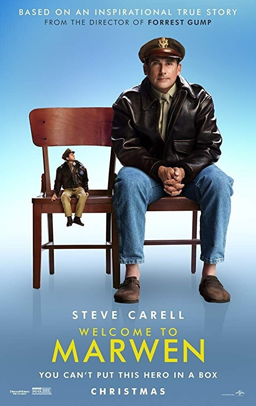 20. Welcome to Marwen (2018)