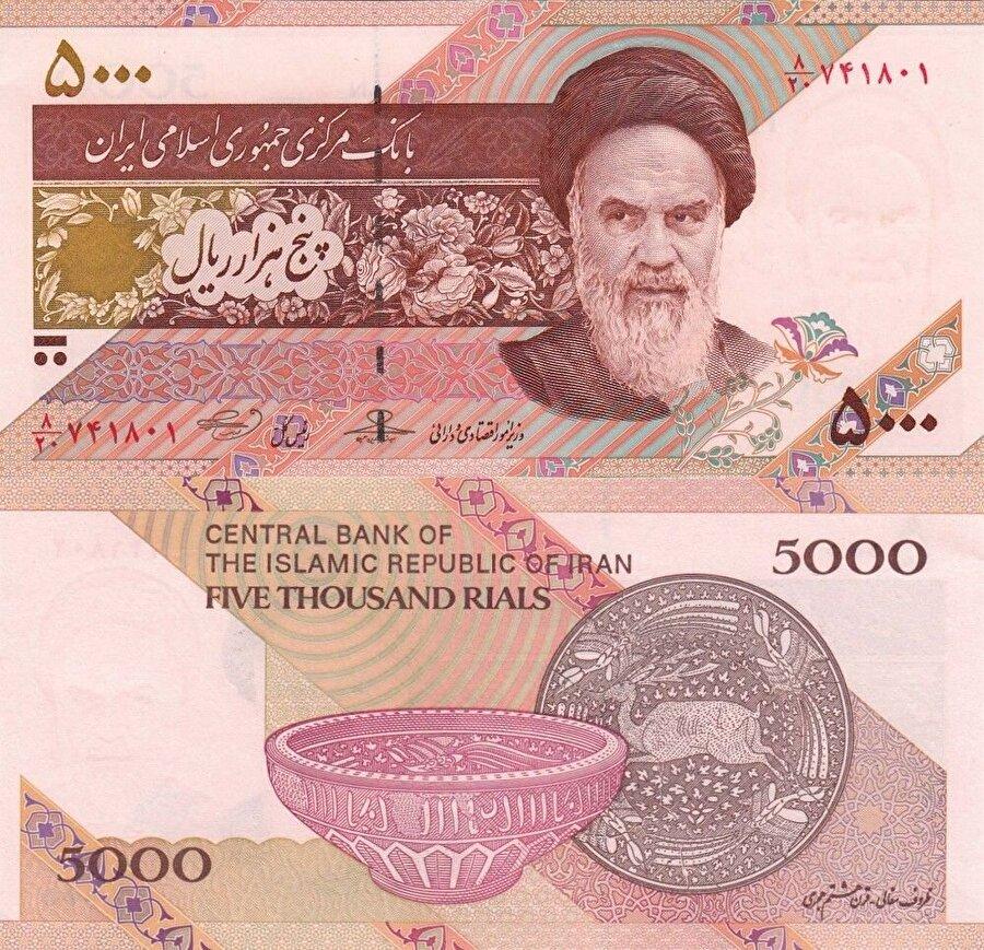 İran Riyali İran Riyali, İran'da kullanılan para birimidir. 1 Riyal 100 dinara bölünmüş, fakat Riyalin oldukça değer kaybetmesinden ötürü Dinar'ın kullanım alanı yok denecek kadar azdır. Tuman (Tümen), ulusal para birimi olmamasına karşın paranın miktarını söylemek için kullanılmaktadır. Bir tuman 10 Riyal'a eşit gelir.