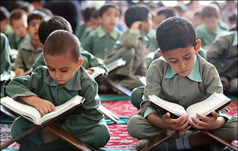 5. Altı yaşına kadar çocuk Kur'an alfabesini öğrenebilir