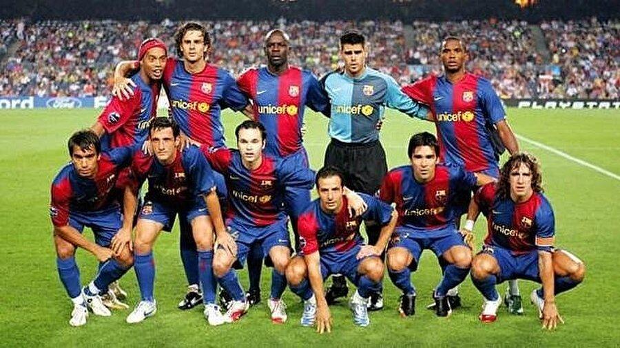 Barcelona (2005-2006)