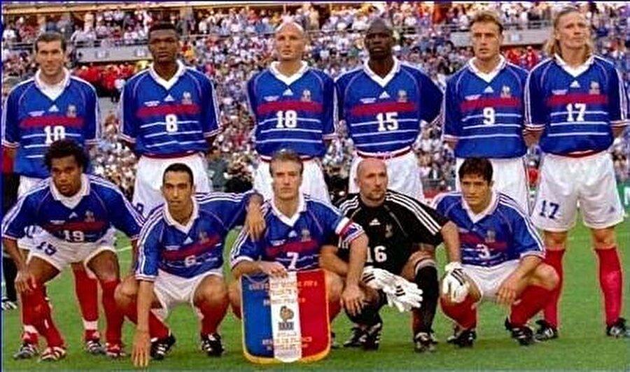 Fransa (1998 Dünya Kupası)