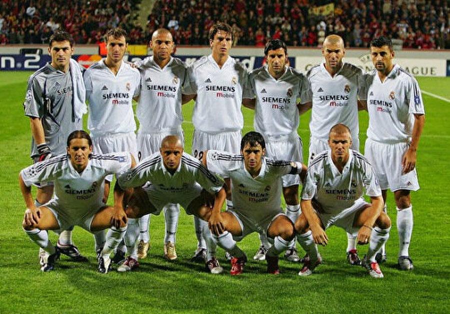 Real Madrid (2004-2005)