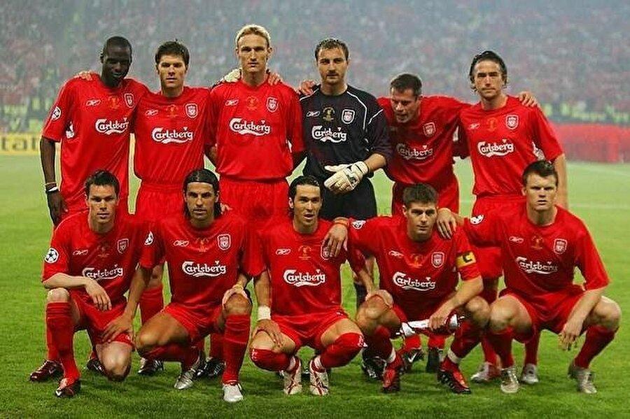 Liverpool (2004-2005)
