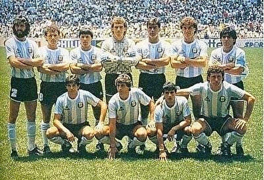 Arjantin (1986 Dünya Kupası)
