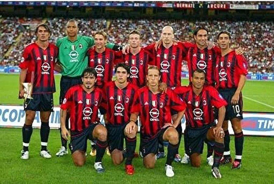 Milan (2004-2005)