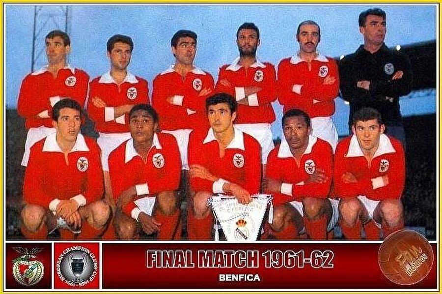 Benfica (1961-1962)