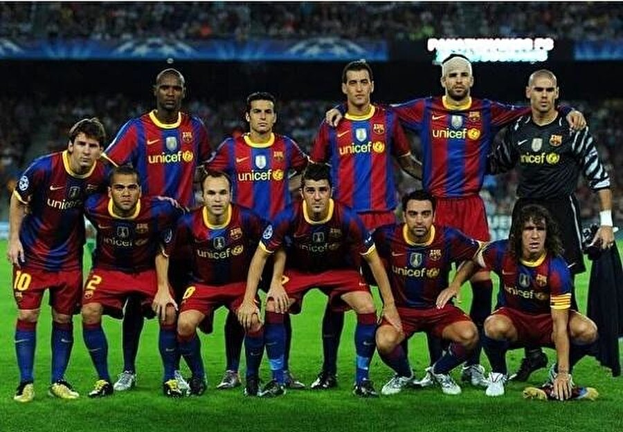 Barcelona (2010-2011)