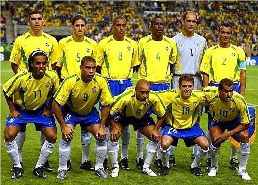 Brezilya (2002 Dünya Kupası)