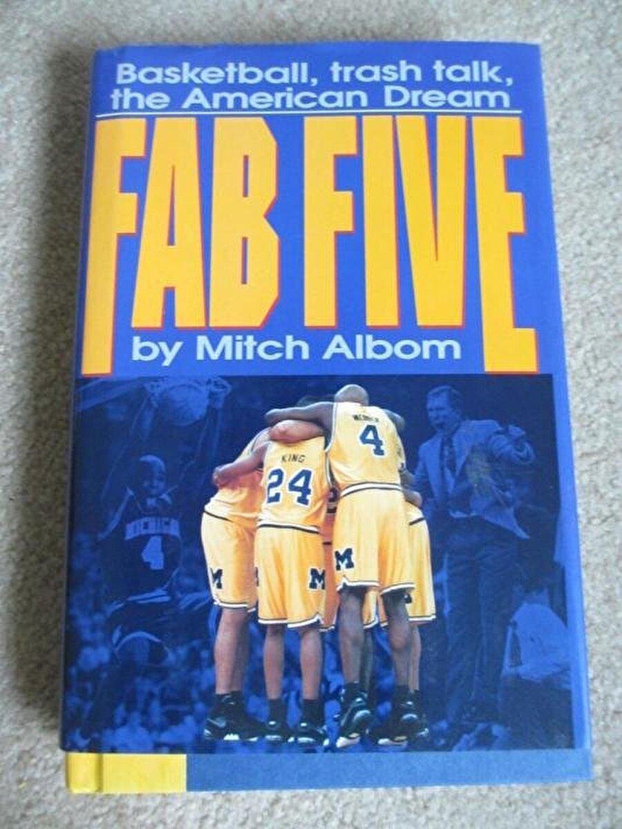 FAB FIVE: Mitch Albom