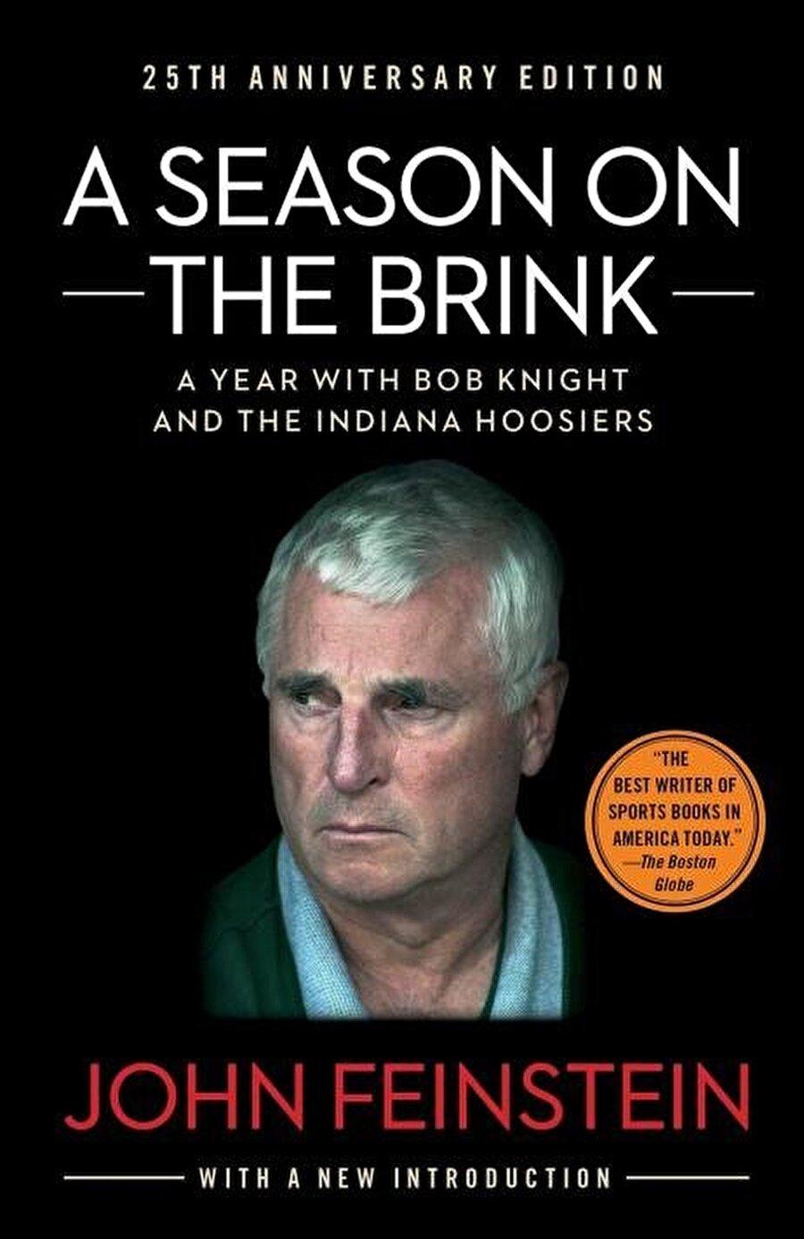A SEASON ON THE BRINK: John Feinstein