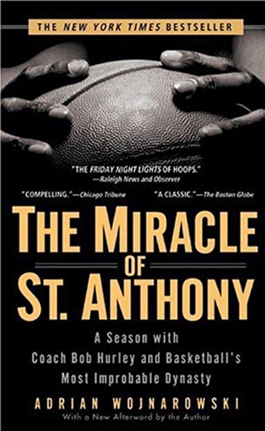 THE MIRACLE OF ST. ANTHONY: Adrian Wojnarowski