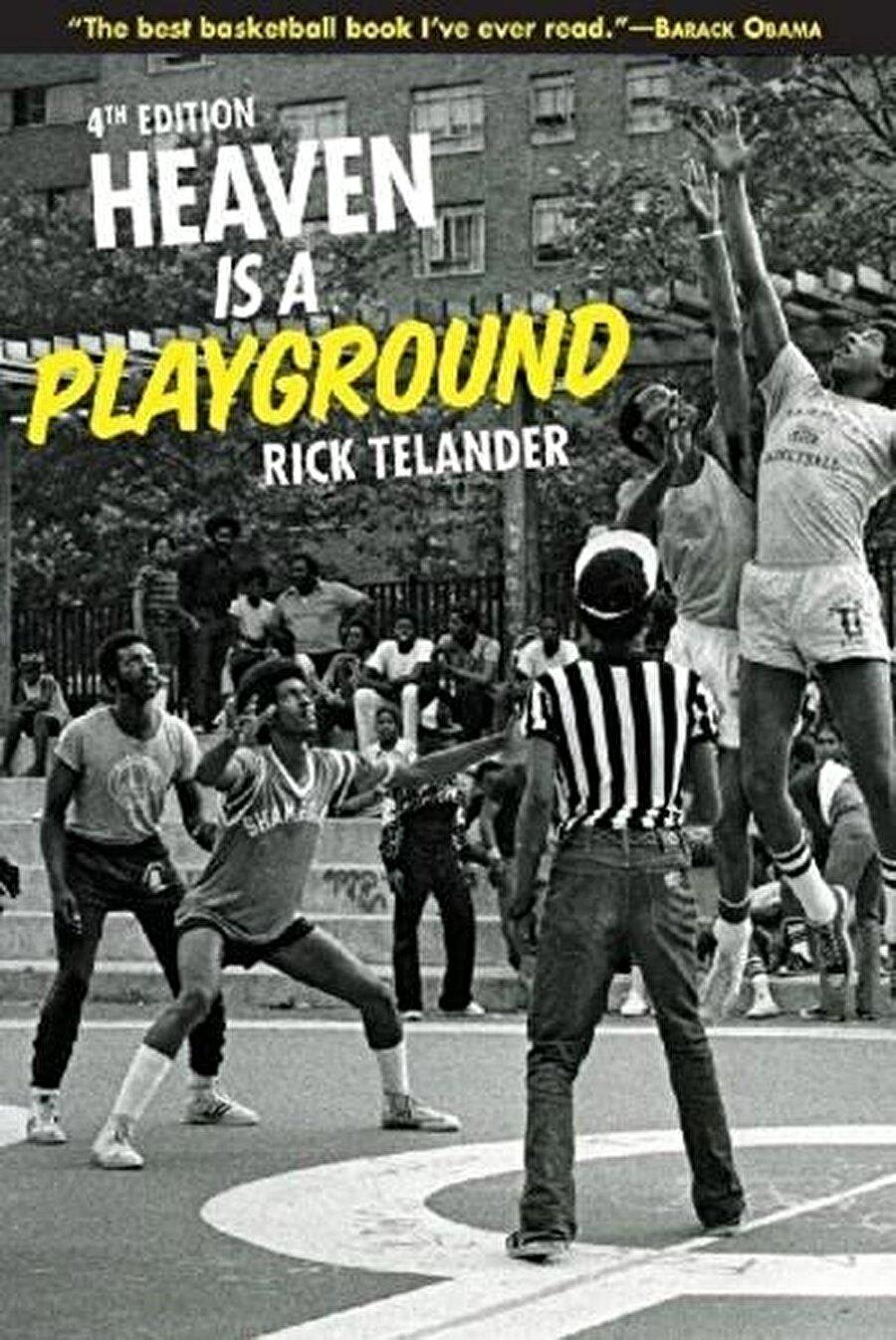 HEAVEN IS A PLAYGROUND: Rick Telander