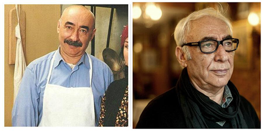 Şener Şen                                      Türk sinemasının büyük karakter oyuncularından biri olan Şen, Ali Haydar rolüyle hafızalarımıza kazınmıştı. Şen, şimdilerde tiyatro sahnesinde seyircisiyle buluşmaya hazırlanıyor.