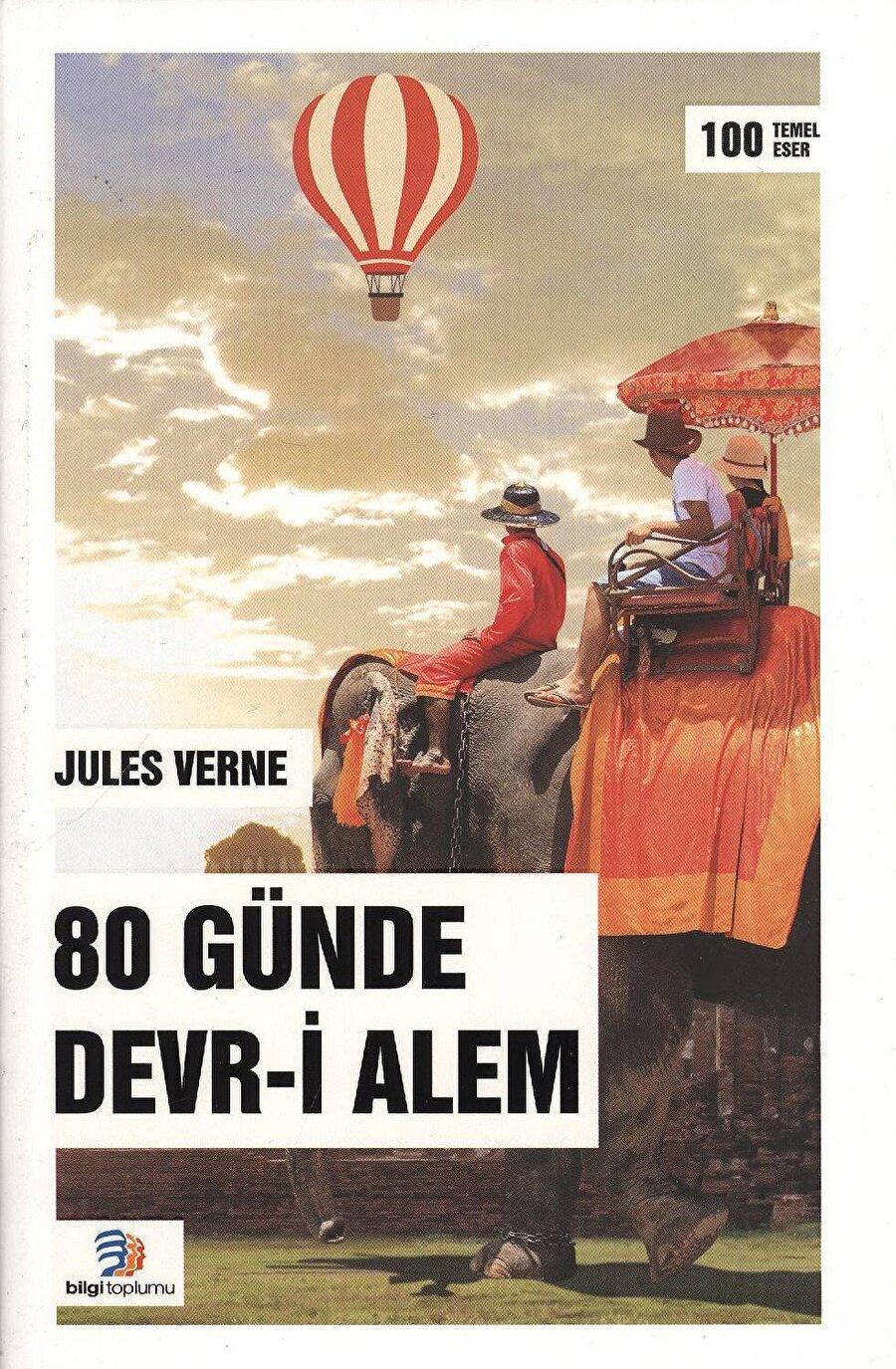Seksen Günde Devri Alem - Jules Verne                                                                                                                 İçeriğimizi yine bir Jules Verne eseri olan Seksen Günde Devri Alem ile kapatıyoruz. Hikaye, Bay Phileas Fogun'un, Dünyanın küçük olup sadece seksen günde dolaşmanın mümkün olduğunu ortaya koyup iddaaya girdikten sonra yeni uşağını alıp bunu kanıtlamaya çalışırken başından geçen maceraları anlatıyor
