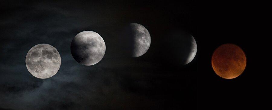 21. yüzyılın en uzun ay tutulması olan 'Kanlı ay' 27 Temmuz'da gerçekleşti. Türkiye'den de gözlenebilen tutulma, saat 20:13'te başlayıp, sabaha karşı 02:30'da sona erdi.