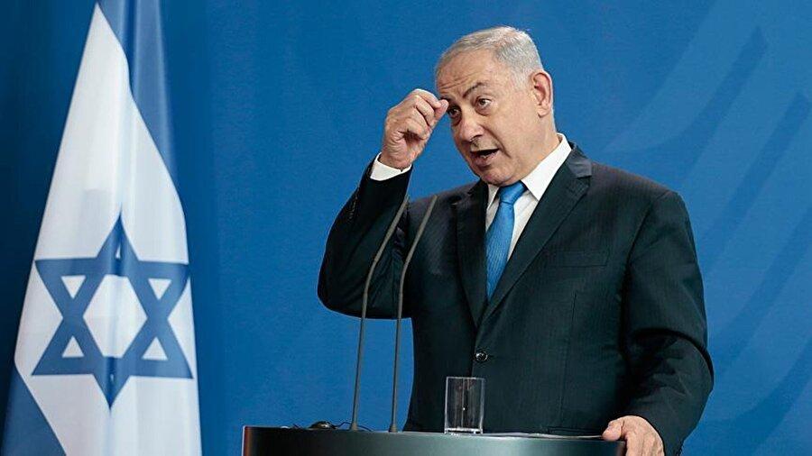 """Netanyahu'dan Suudi Arabistan'a destek  İsrail Başbakanı Binyamin Netanyahu, Cemal Kaşıkçı cinayetine ilişkin yaptığı açıklamada, """"İstanbul'da yaşananlar korkunç. Her ülke bu konuyla ilgili ne yapacağına karar vermeli ama Suudi Arabistan'da istikrar bozulursa sadece Ortadoğu'da değil tüm dünyada istikrar bozulur."""" diyerek Suudi Arabistan'a desteğini yineledi."""