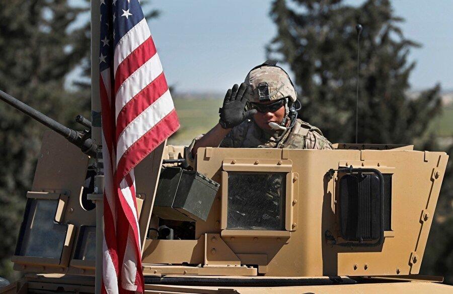 Suriye'deki ABD askerlerinin geri çekilmesi
