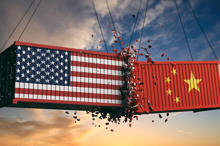 Çin ile ticaret savaşı