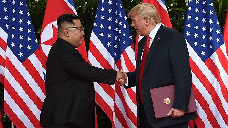 Kuzey Kore ile müzakereler