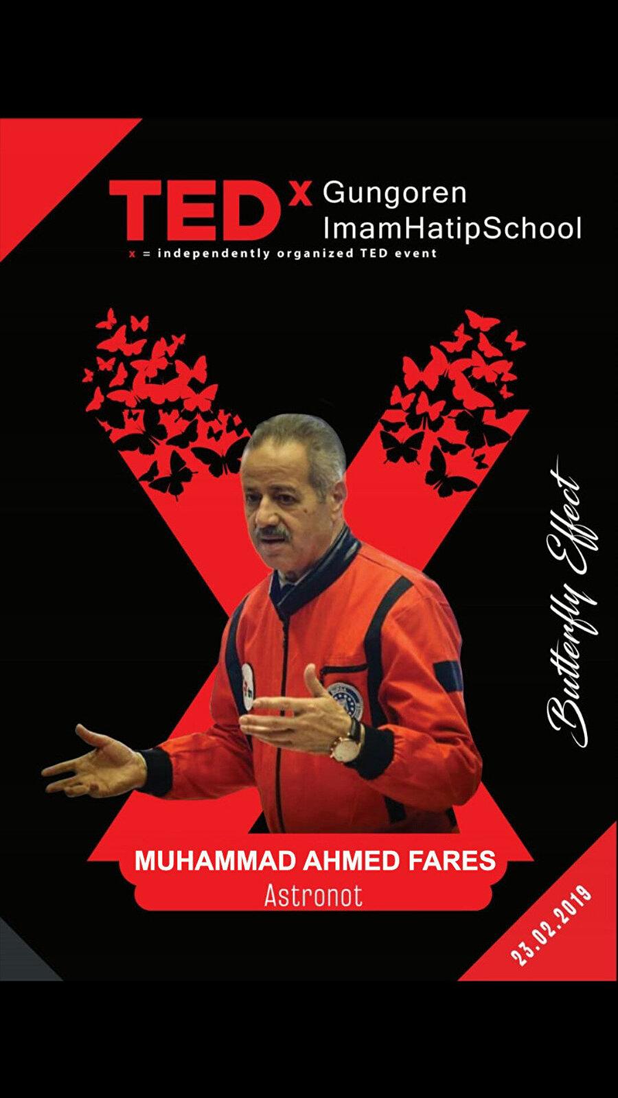 Muhammed Ahmed Farisi - Astronot ■ Bir astronotun gözünden dünyaya bakış     ■ Dünya nasıl değişir ve korunur?