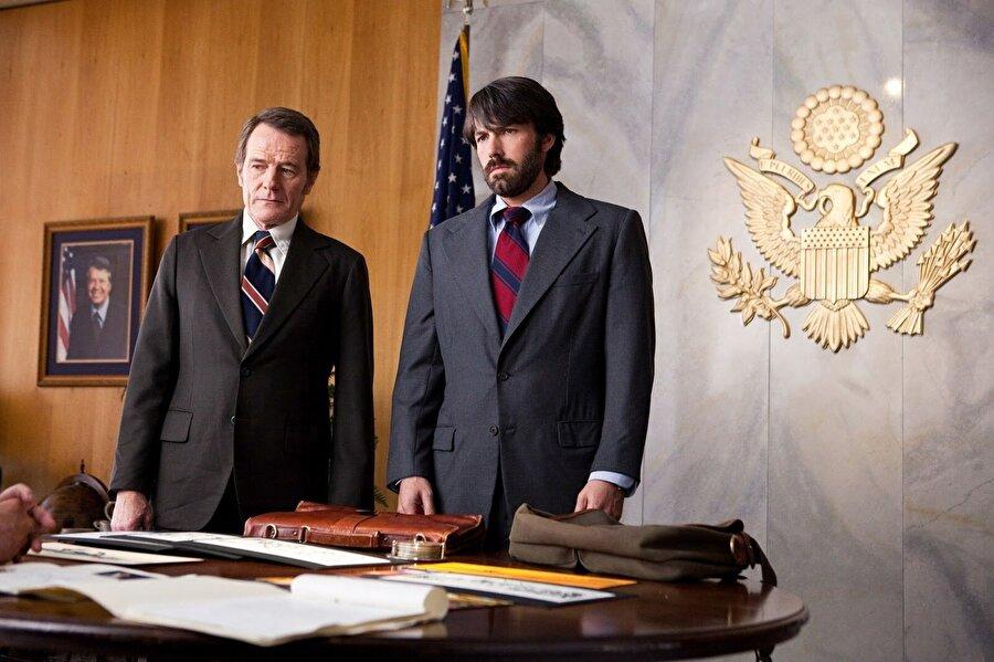 Operasyon: Argo (2012) kazandı.