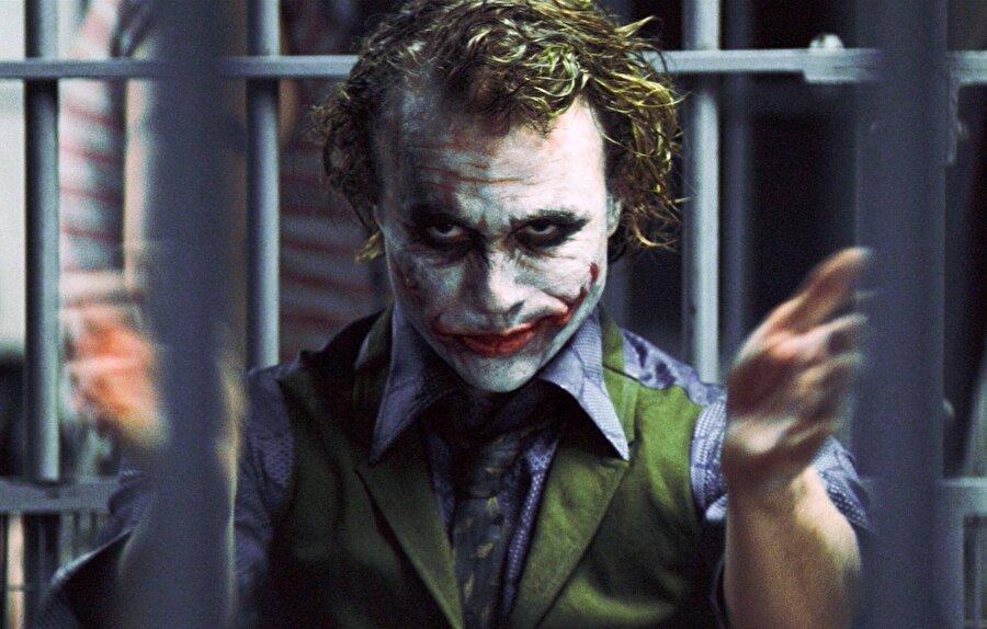 Heath Ledger - The Dark Knight (2008)