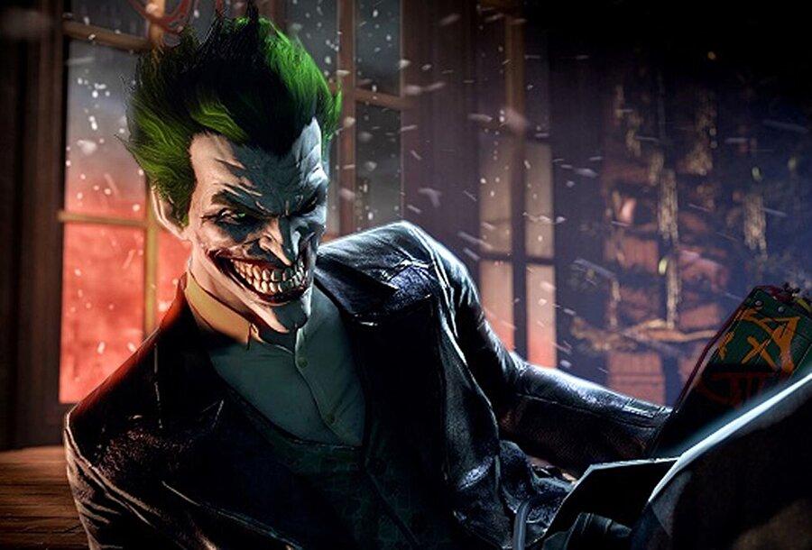 Troy Baker - Batman: Arkham Origins (2013)