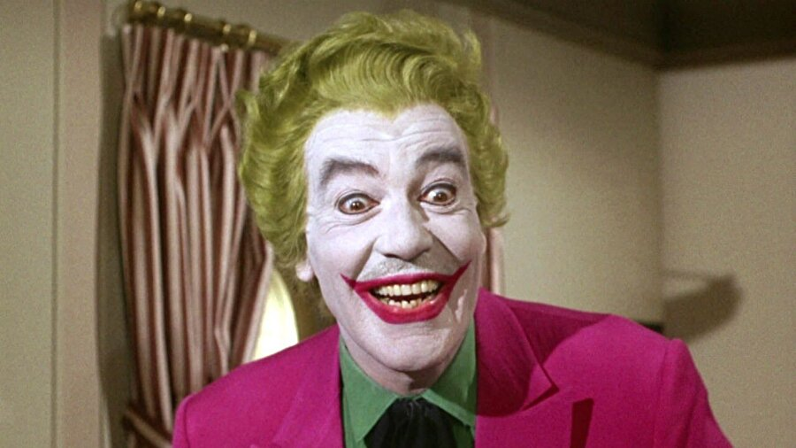 Cesar Romero - Batman TV Series (1966 -1968)