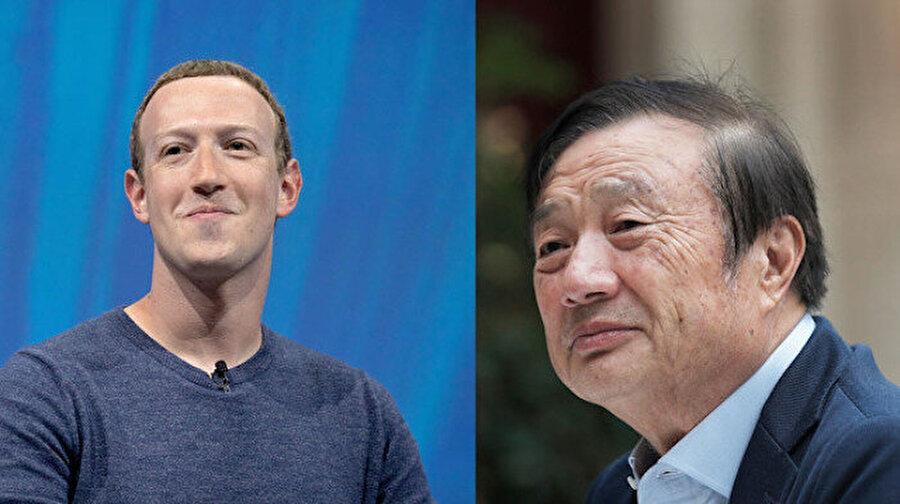 TIME Dergisi'nin 'yılın en etkili isimleri' listesinde Mark Zuckerberg ve Ren Zhengfei de var! Her sene düzenli olarak yayınlanan 'yılın en etkili isimleri' listesinde bu yıl teknoloji sektöründen Facebook CEO'su Mark Zuckerberg ve Huawei İcra Kurulu Başkanı Ren Zhengfei de var.