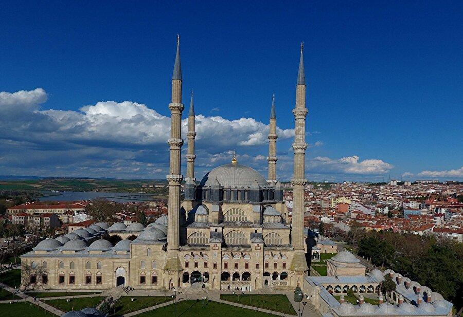 Mimar Sinan'ın ustalık eseri: Selimiye Camisi