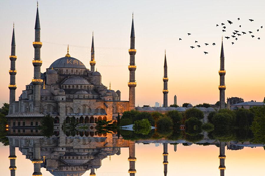 İstanbul'daki tarihi camiler