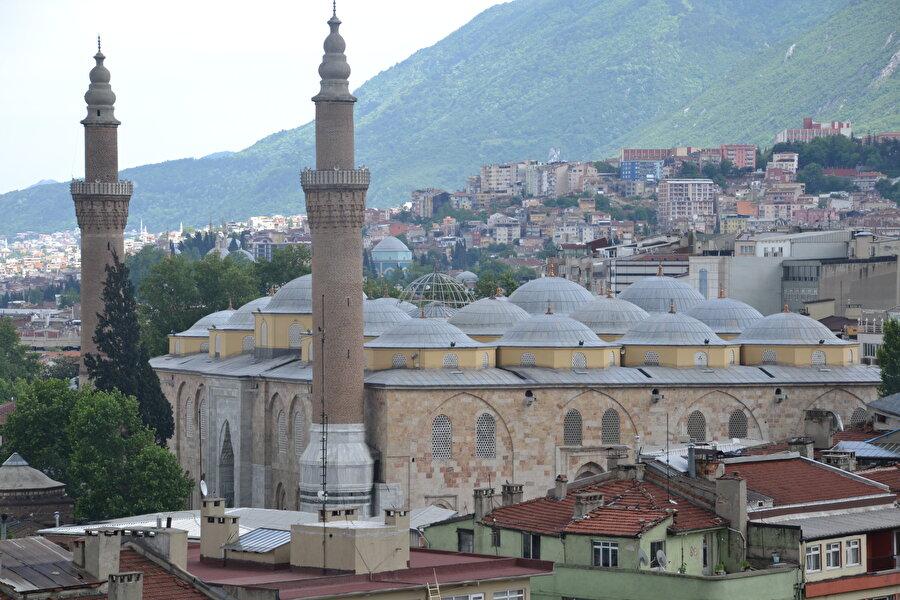 Osmanlı payitahtı: Bursa