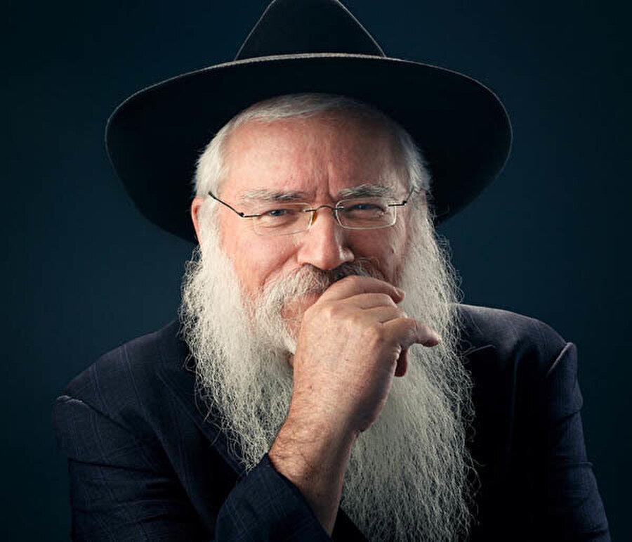 Bir milyon Arap bir Yahudi'nin tırnağına değmez. Rabbi Yaacov Perrin, Kudüs, 27 Şubat 1994.