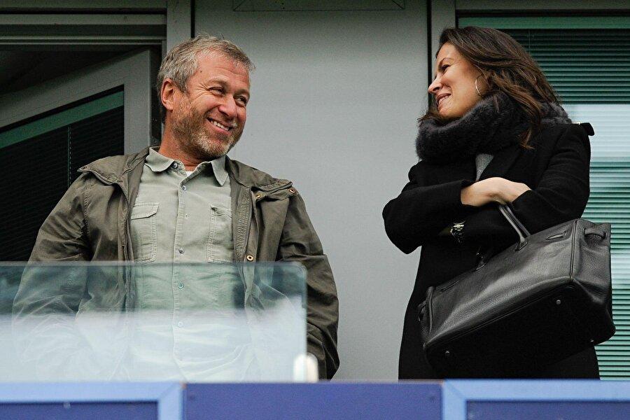 Marina Granovskaia, 18 yıldır Chelsea'nin sahibi Rus milyarder Roman Abramovich'le birlikte çalışıyor.
